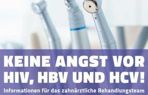 HIV im Praxisalltag – zertifizierte Fortbildung für Zahnärzt*innen und Zahnmedizinische Fachangestellte