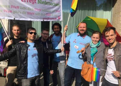 2017-09-21 Demo gegen Bus der Meinungsfreiheit 1
