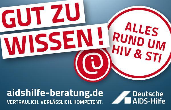 Logo Deutsche Aidshilfe